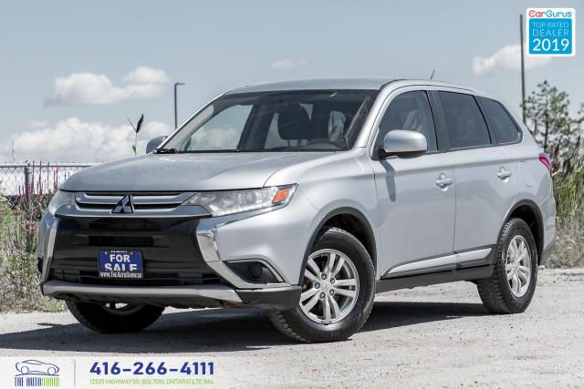 2016 Mitsubishi Outlander ES|AWC|No Accidents|Heated Seats