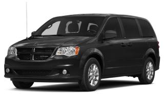 Used 2014 Dodge Grand Caravan R/T for sale in Barrie, ON