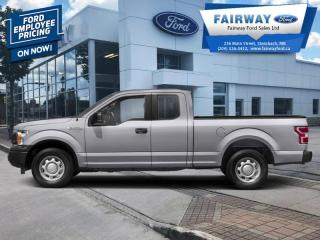 New 2020 Ford F-150 4x4 - Supercab Lariat - 145