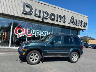 Used 2005 Jeep Liberty Limited 4 portes, quatre roues motrices for sale in Alma, QC