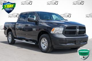 Used 2016 RAM 1500 ST LOW MILEAGE CREW CAB DIESEL for sale in Innisfil, ON