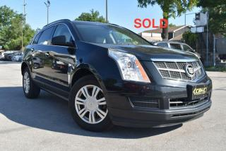 Used 2011 Cadillac SRX SOLD for sale in Oakville, ON