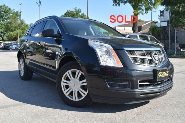 2011 Cadillac SRX SOLD