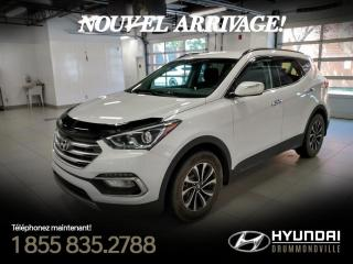 Used 2017 Hyundai Santa Fe Sport PREMIUM AWD + GARANTIE + CAMERA + A/C + for sale in Drummondville, QC