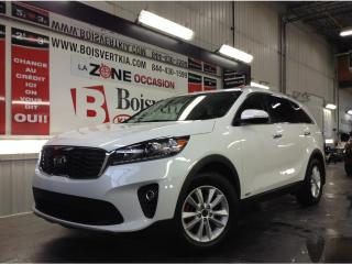 Used 2019 Kia Sorento EX AWD CUIR CAMÉRA BLUETOOTH 7 PASSAGÉS 12000 KM for sale in Blainville, QC