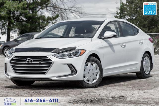 2017 Hyundai Elantra GL|Low kms|Heated seats|Back up Camera|