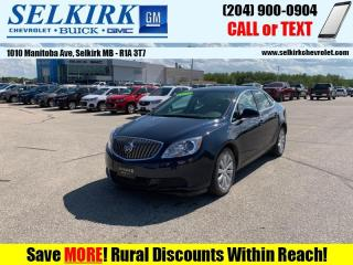 Used 2016 Buick Verano Convenience  -  Bluetooth -  Touch Screen for sale in Selkirk, MB