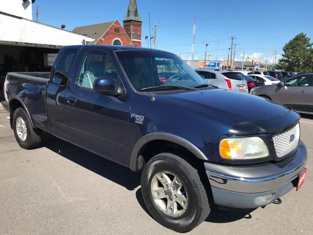 2003 Ford F-150 FX4 **STEP-SIDE, 4X4, 5.4-V8, CRUISE, A/C COLD**
