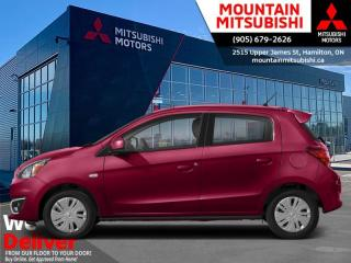 New 2020 Mitsubishi Mirage SE  0% FINANCING UP TO 84 MONTHS for sale in Mount Hope (Hamilton), ON