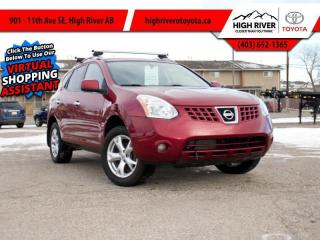 Used 2010 Nissan Rogue SL for sale in High River, AB