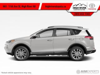 Used 2018 Toyota RAV4 AWD SE  - Navigation -  Sunroof for sale in High River, AB