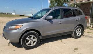 Used 2007 Hyundai Santa Fe GL 5Pass for sale in Brunkild, MB