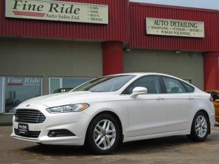 Used 2013 Ford Fusion SE for sale in West Saint Paul, MB