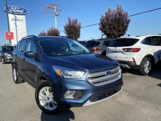 Used 2018 Ford Escape Sel Awd Cuir for sale in St-Eustache, QC