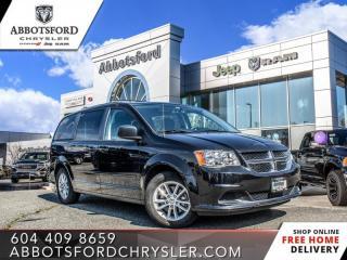 Used 2016 Dodge Grand Caravan SXT  -  - Air - Power Windows - $119 B/W for sale in Abbotsford, BC