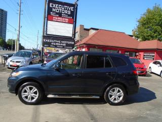 Used 2010 Hyundai Santa Fe GL w/Sport/ ONE OWNER/ LIKE NEW / NO ACCIDENT/MINT for sale in Scarborough, ON