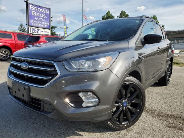 2017 Ford Escape SE, 4WD, LOCAL, NO ACCIDENTS