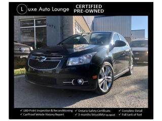 Used 2013 Chevrolet Cruze LT Turbo, LOW KMS, 6-SPEED!! for sale in Orleans, ON