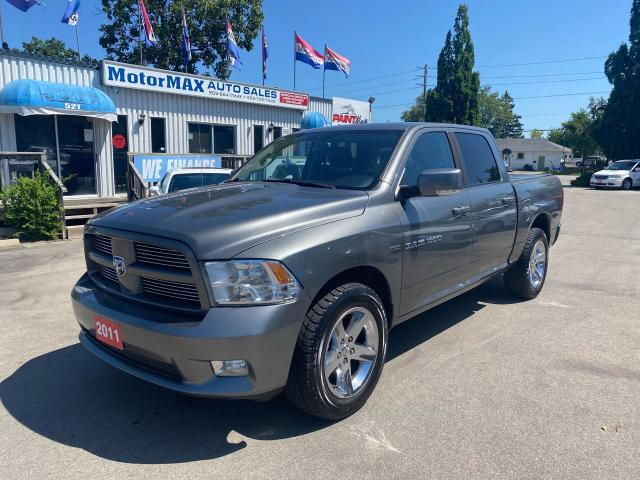 2011 RAM 1500 SPORT-ONE OWNER