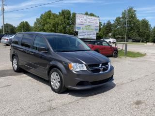 Used 2016 Dodge Grand Caravan CANADA VALUE PACKAGE for sale in Komoka, ON