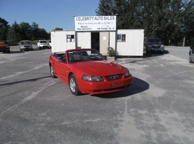 2004 Ford Mustang CONVERTIBLE 40 ANNIVERSAY