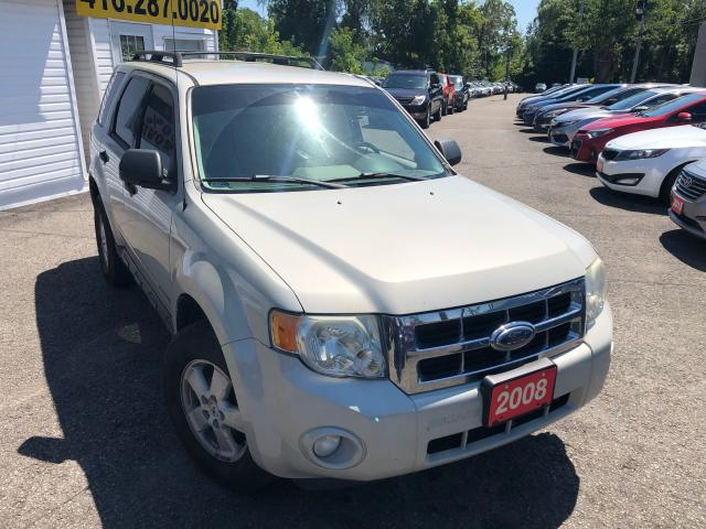 2008 Ford Escape XLT/ LEATHER/ PWR SEAT/ PWR GROUP/ ALLOYS/ TINTED!