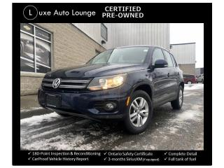 Used 2012 Volkswagen Tiguan SUPER LOW KMS, BLUETOOTH, HEATED SEATS!! for sale in Orleans, ON