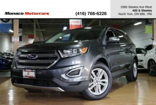 Used 2015 Ford Edge SEL AWD - LEATHER|PANO|NAVI|BACKUP|BLINDSPOT for sale in North York, ON