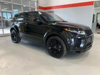 Used 2019 Land Rover Evoque HSE Dynamic 4WD Navigation Remote Start for sale in Red Deer, AB