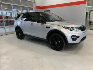 Used 2019 Land Rover Discovery Sport HSE for sale in Red Deer, AB