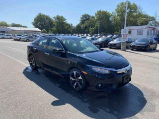 Used 2018 Honda Civic Sedan Touring 4dr FWD Sedan for sale in Brantford, ON