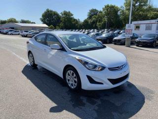 Used 2014 Hyundai Elantra GL 4dr FWD Sedan for sale in Brantford, ON