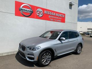 Used 2019 BMW X3 xDrive30i 4dr AWD Sports Activity Vehicle / Hail Damage Special for sale in Edmonton, AB