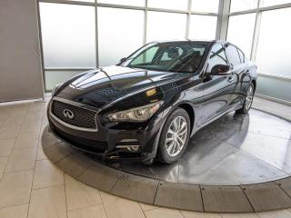 Used 2016 Infiniti Q50 Navigation Pkg for sale in Edmonton, AB