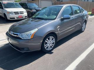 Used 2009 Ford Focus SEL for sale in Hamilton, ON