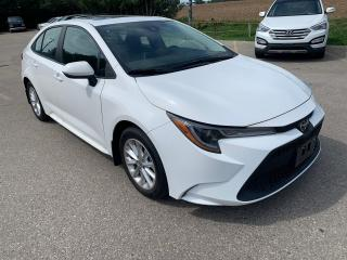 Used 2020 Toyota Corolla LE UPGRADE for sale in Waterloo, ON