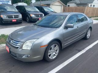 Used 2009 Ford Fusion SEL for sale in Hamilton, ON
