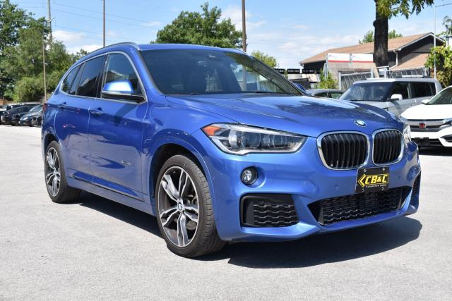 2016 BMW X1 xDrive28i - M PACKAGE - NO ACCIDENTS