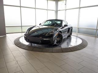 New 2020 Porsche 718 Cayman for sale in Edmonton, AB