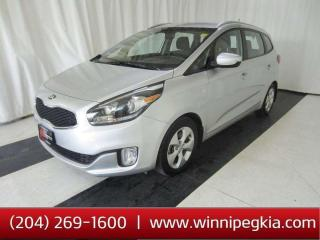 Used 2014 Kia Rondo LX *Seats 7, Always Owned In MB!* for sale in Winnipeg, MB