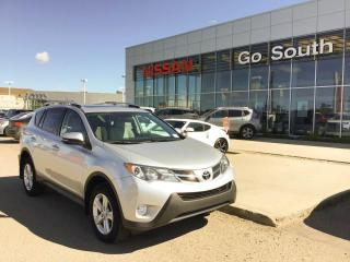 Used 2013 Toyota RAV4 SUNROOF, POWER TAILGATE, HEATED SEATS for sale in Edmonton, AB