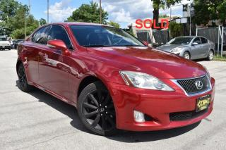 Used 2009 Lexus IS 250 SOLD for sale in Oakville, ON