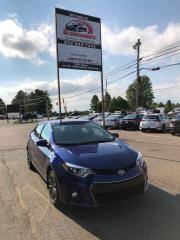 Used 2015 Toyota Corolla S for sale in Truro, NS