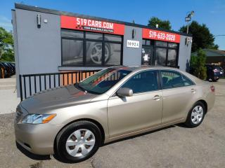 Used 2007 Toyota Camry LE | Sold As Is | Two Sets of Tires for sale in St. Thomas, ON