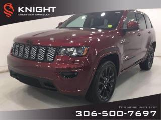 New 2020 Jeep Grand Cherokee Altitude | Leather | Sunroof | Navigation | for sale in Regina, SK