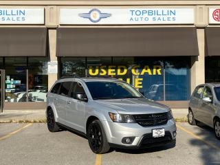 Used 2014 Dodge Journey SXT V6, 7 Passenger, 2 Years Warranty for sale in Vaughan, ON