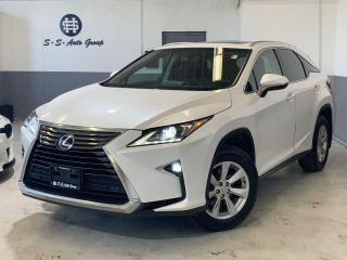 Used 2016 Lexus RX 350 PREMIUM|AWD|BSM|BACK UP|ACCIDENT FREE|ONE OWNER| for sale in Oakville, ON