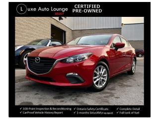 Used 2014 Mazda MAZDA3 GS-SKY, HEATED SEATS, BACK-UP CAMERA, BLUETOOTH!! for sale in Orleans, ON