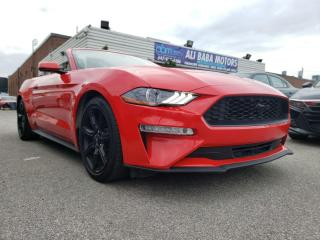Used 2019 Ford Mustang EcoBoost Premium for sale in Brampton, ON