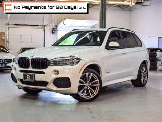 Used 2014 BMW X5 35i | M SPORT | Rear Ent! AWD | R Cam | 360 | Navi for sale in Pickering, ON